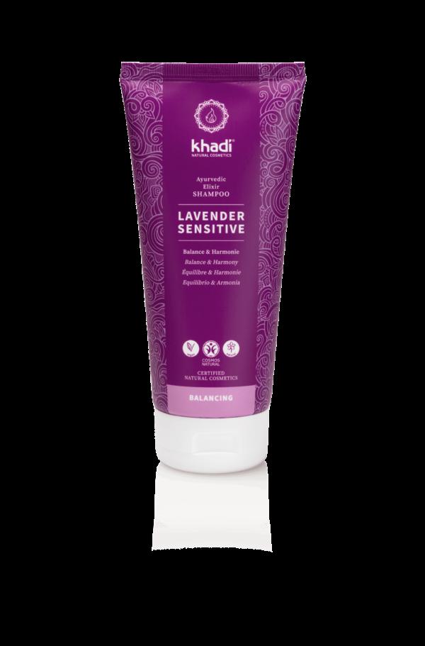 shampoinh lavender sensitive